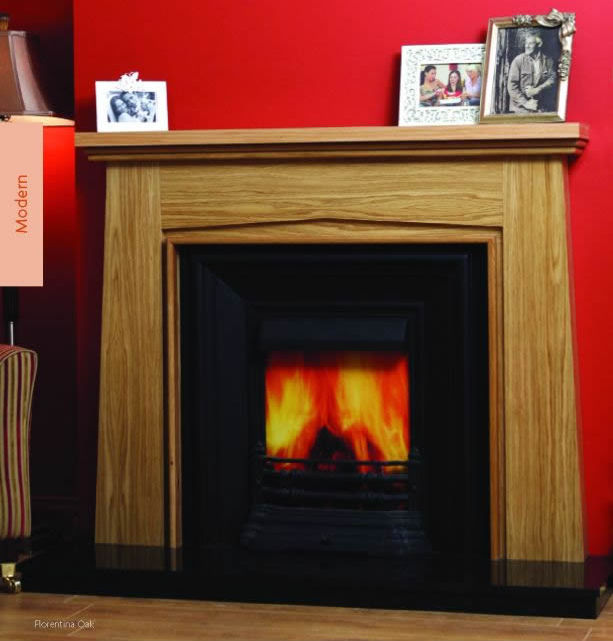 wooden fireplace mantles