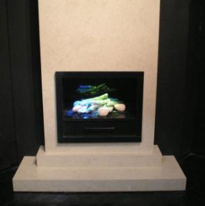 made to measure electric fireplace