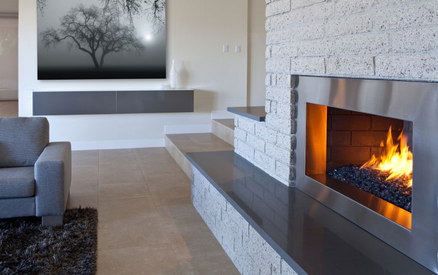 made to measure hearths