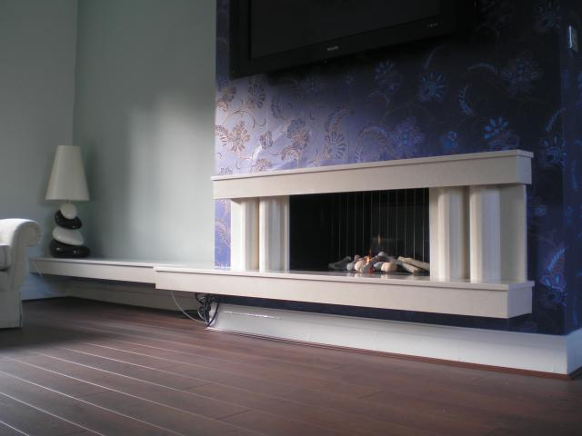bespoke marble fireplaces