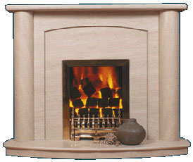 marble fireplaces stoke on trent