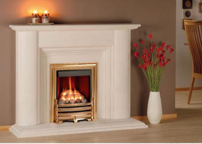 gas fires stoke